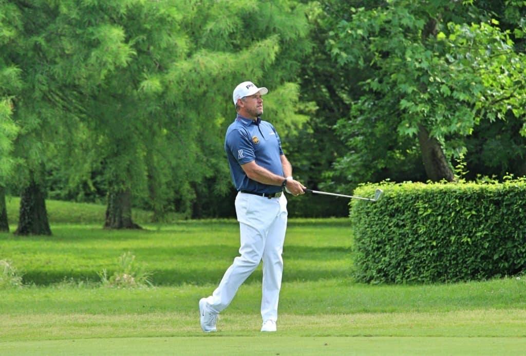 Lee Westwood Italian Open