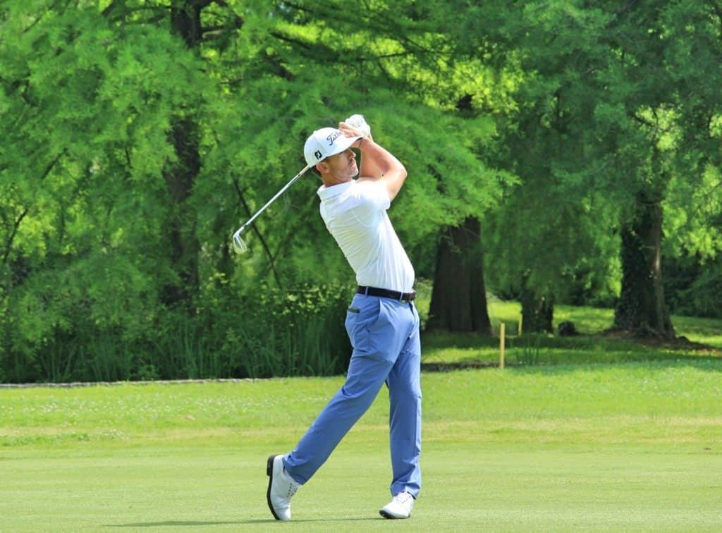 Wade Ormsby Italian Open European Tour