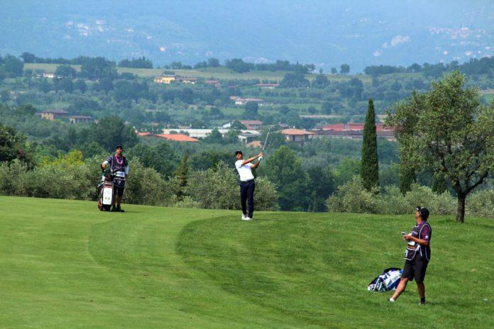 Matteo Manassero Italian Open European Tour