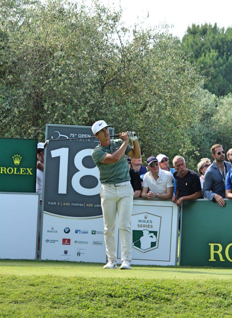 Торбьорн Олесен поведе след първия ден на Tenerife Open