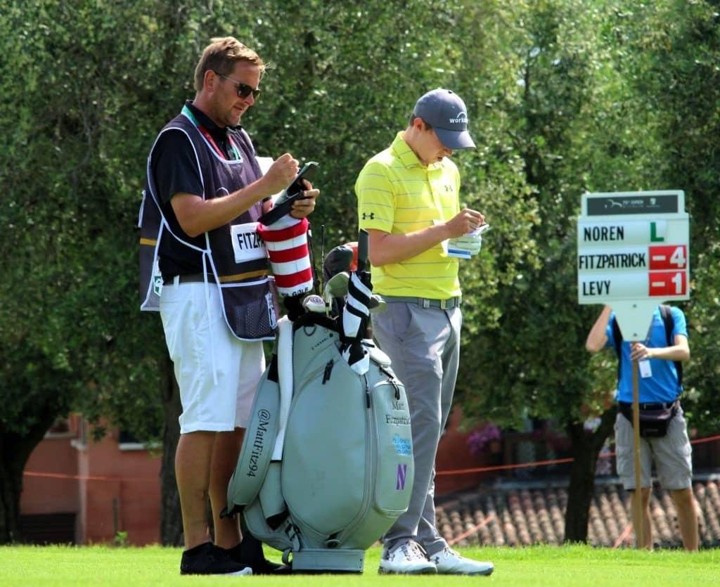 Matthew Fitzpatrick Italian Open European Tour