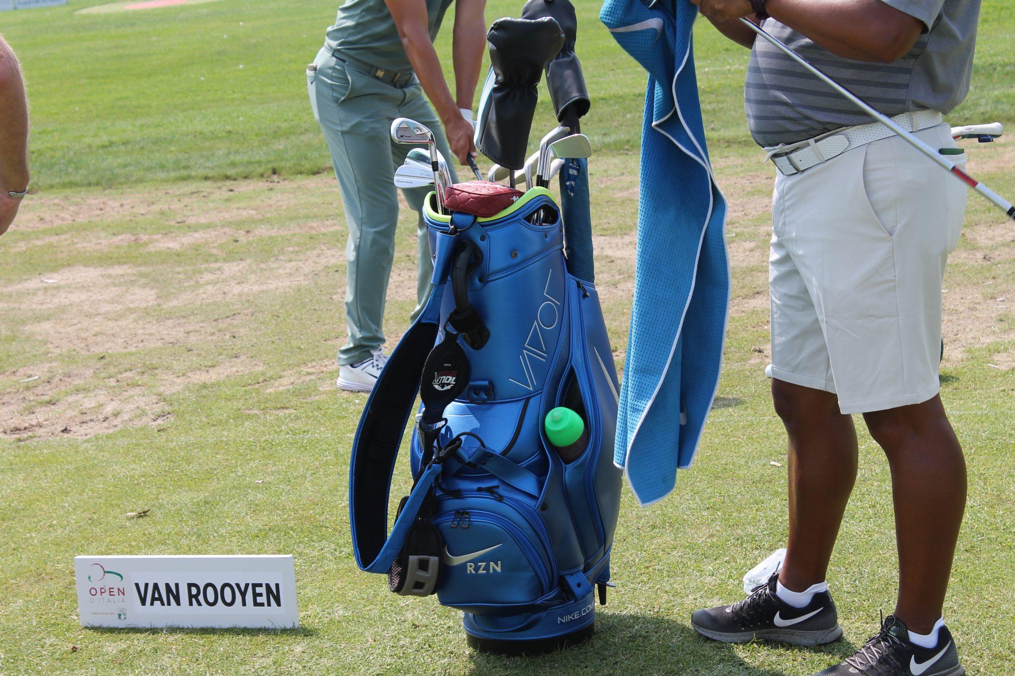 Van Rooyen golf bag