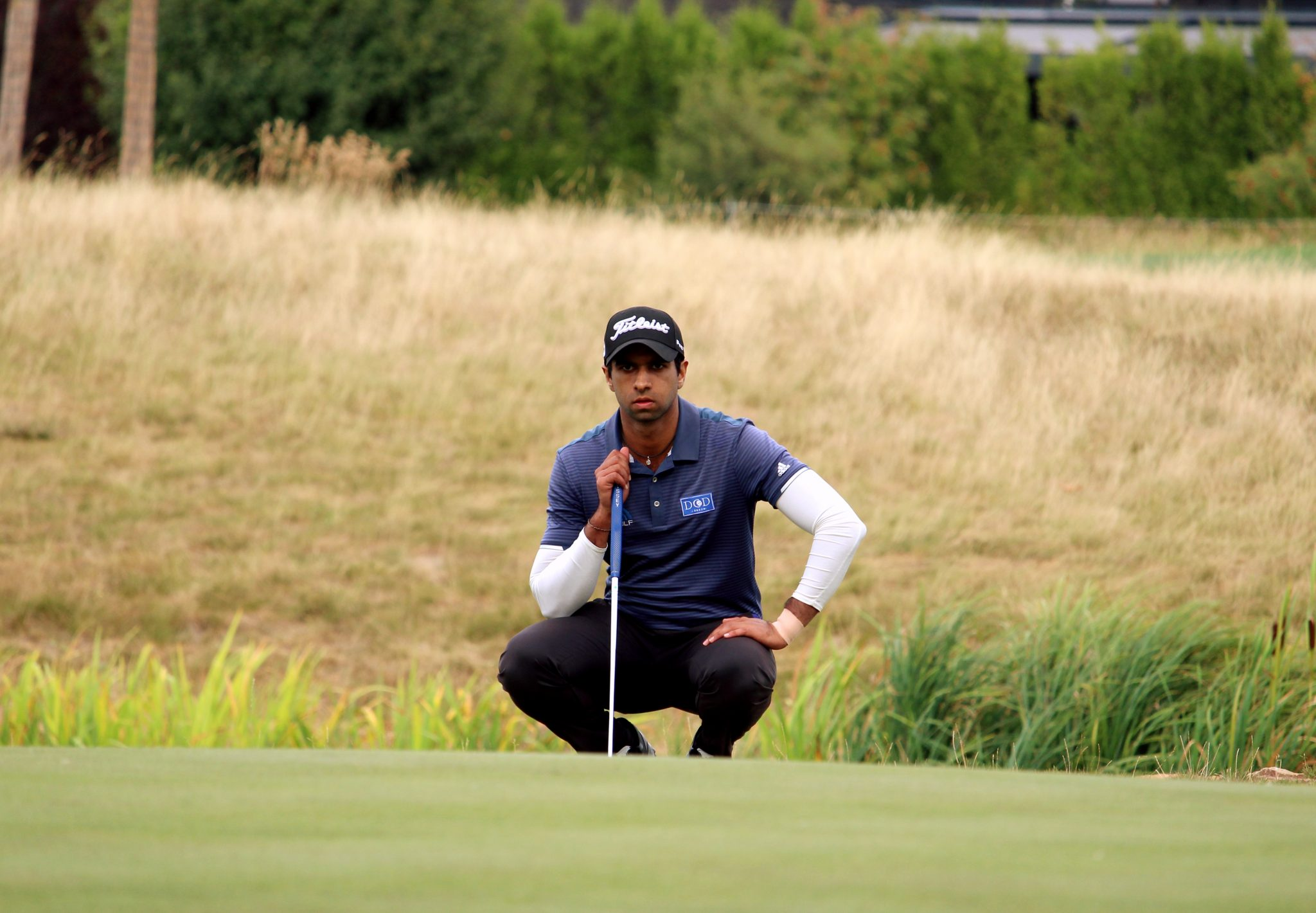 International trio share the lead at Hong Kong Open