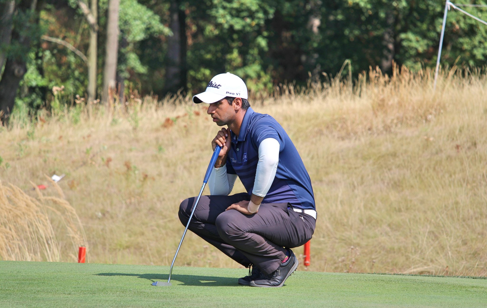 Aaron Rai leads the Hong Kong Open after record breaking 61