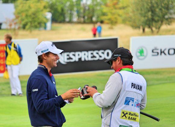 D+D Real Czech Masters champion Andrea Pavan