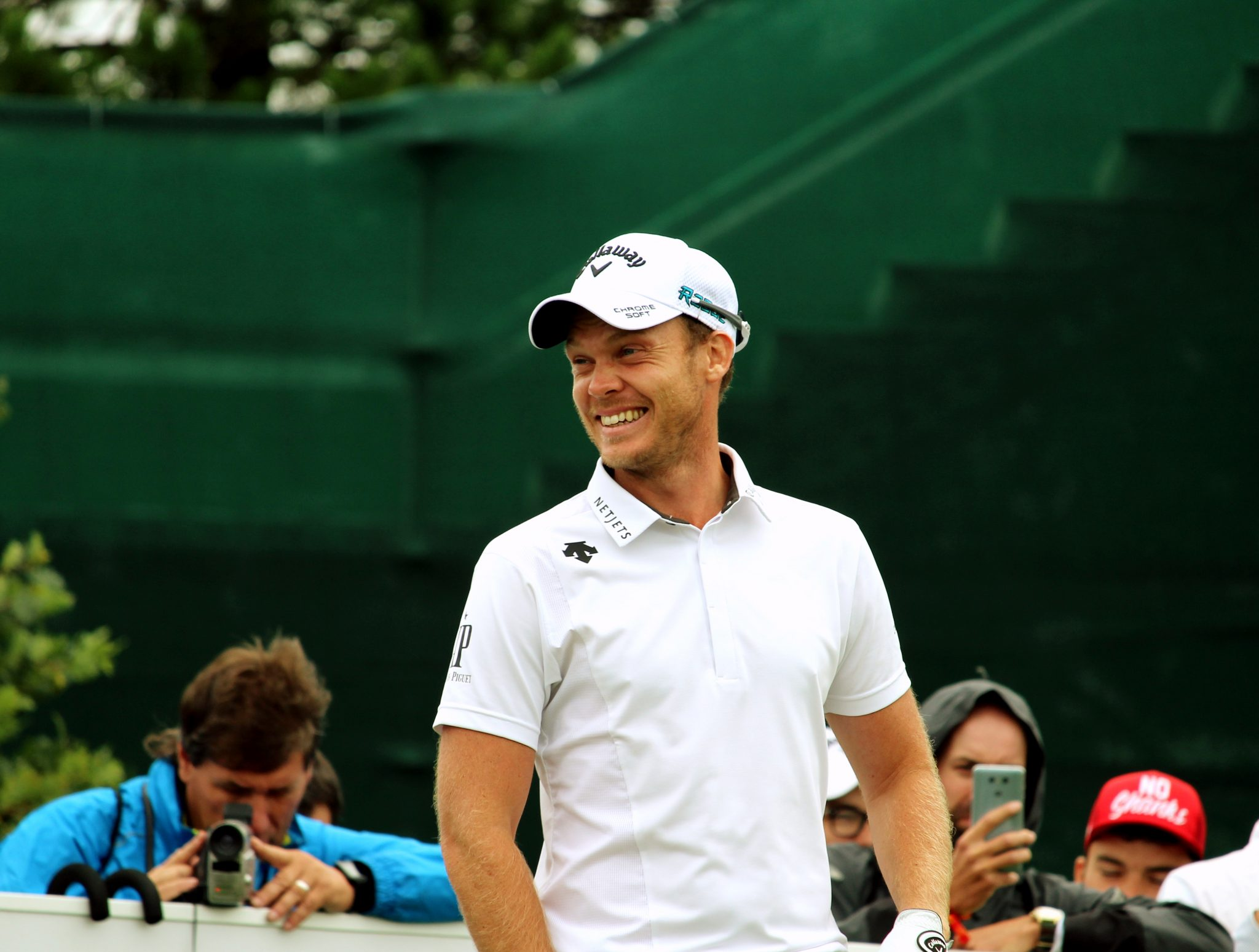 Danny Willett in Prague