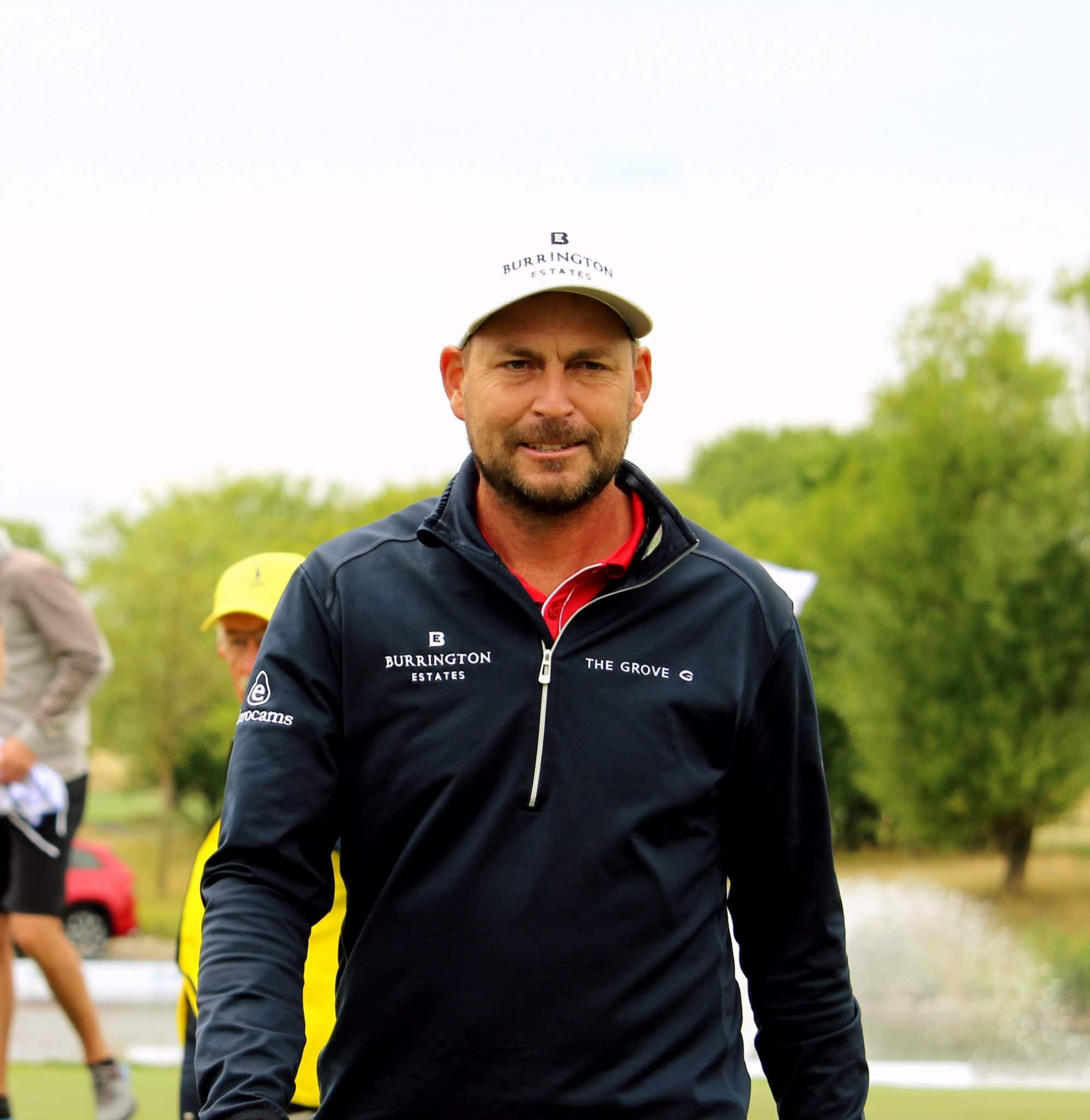 David Howell D+D Real Czech Masters