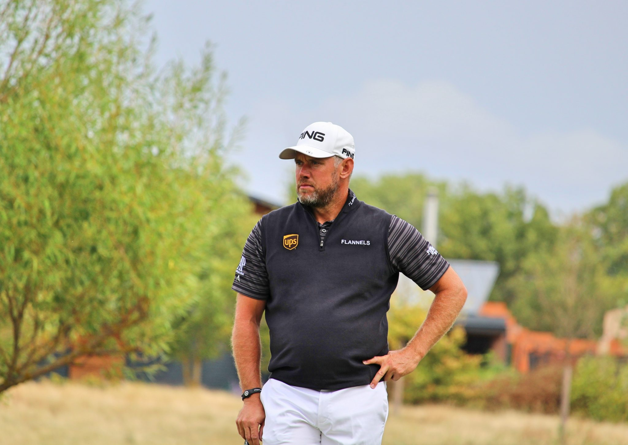 Lee Westwood D+D Real Czech Masters