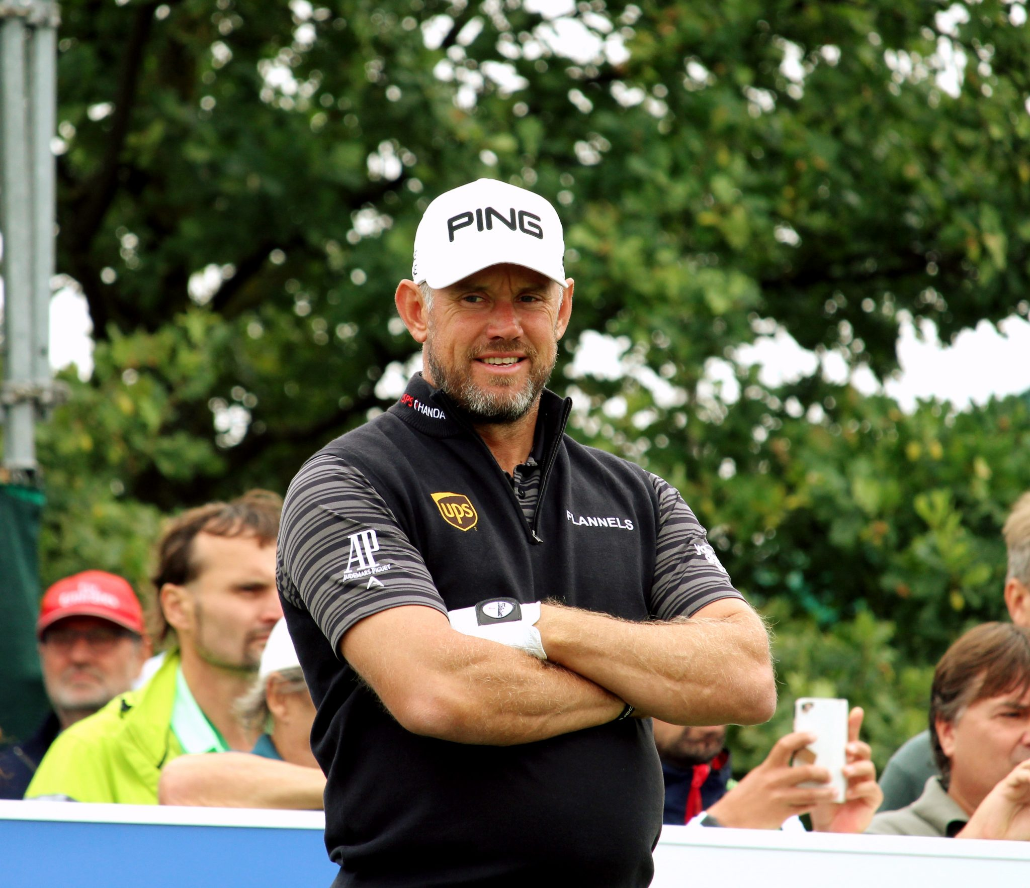 Lee Westwood is a winner again after a triumph at The Nedbank Golf Challenge