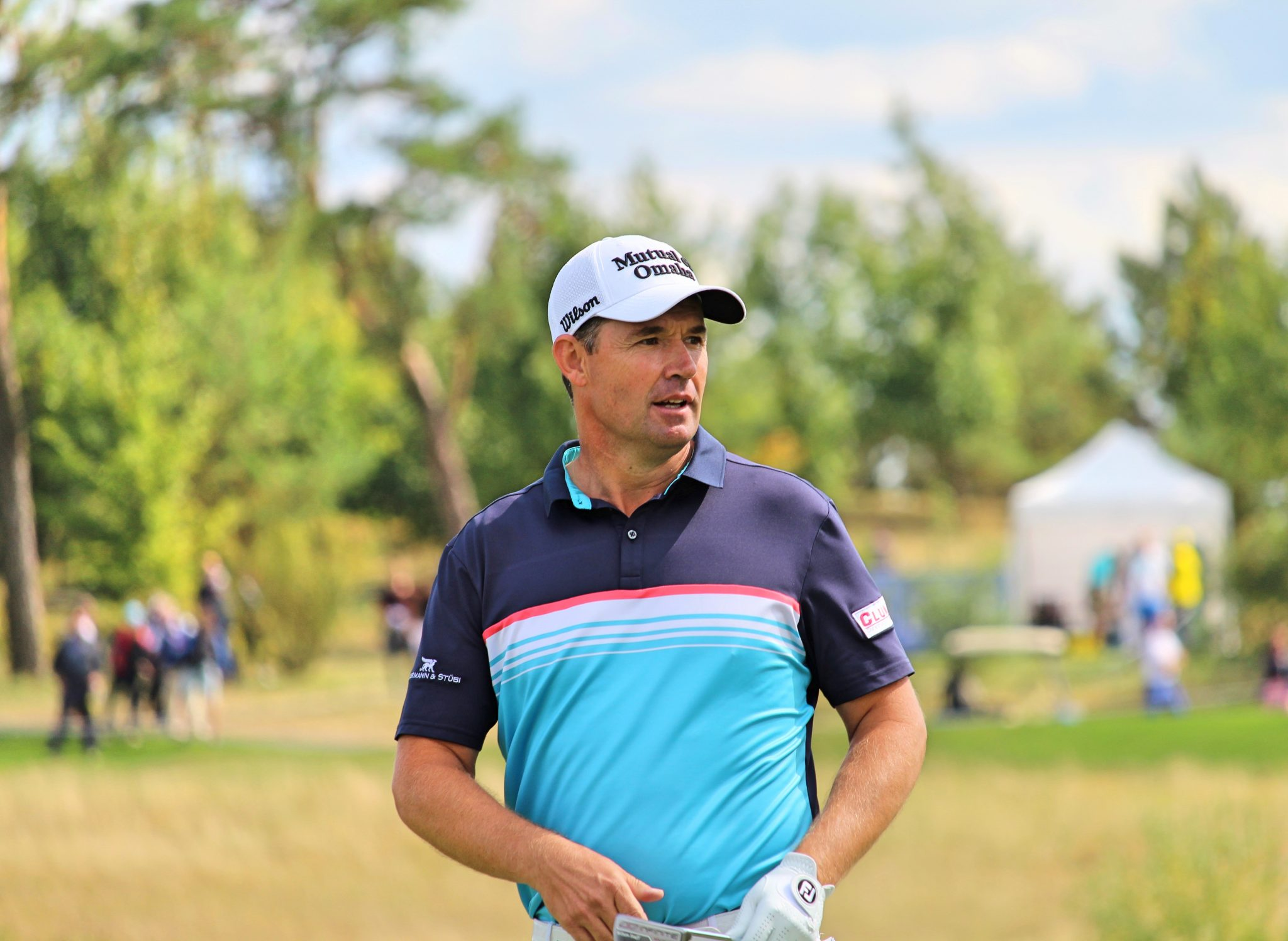 Ryder Cup 2020 captain Padraig Harrington