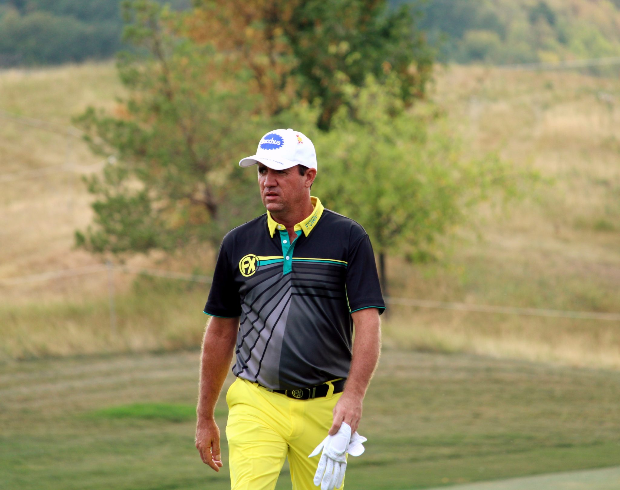 Scott Hend D+D Real Czech Masters
