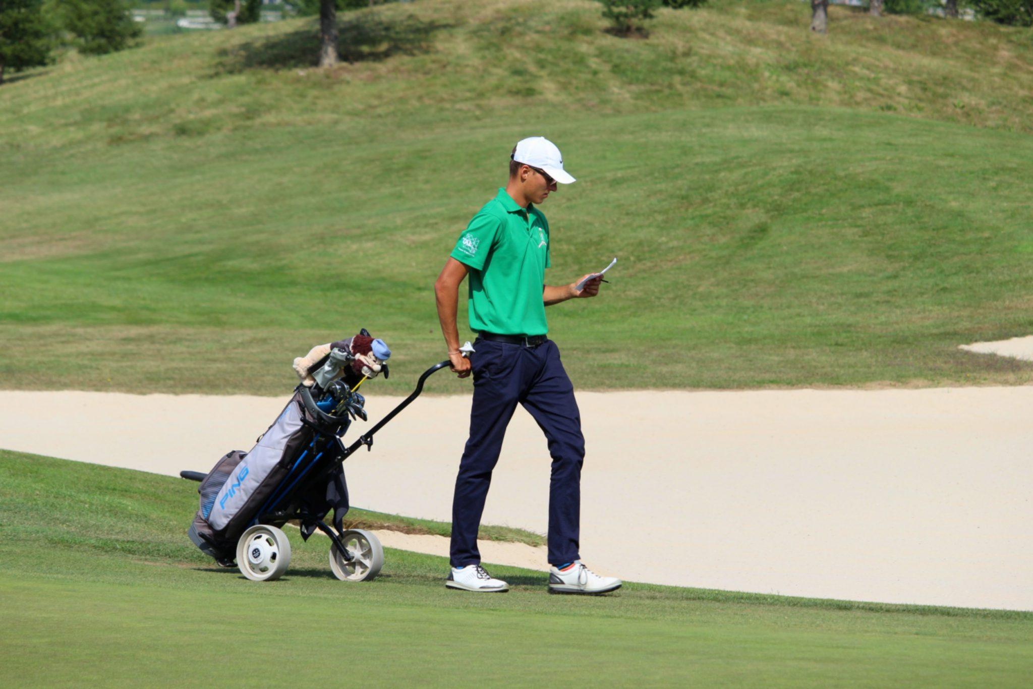 Ryan Staykov Bulgaria Amateur Open Golf Championship 2018