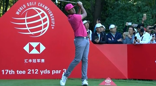 Tony Finau three shots clear at WGC – HSBC Champions