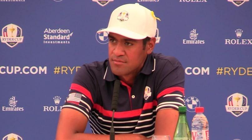 Tony Finau Ryder Cup
