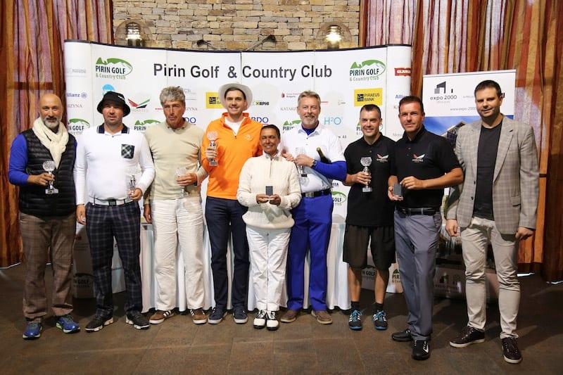 AUBG Organizes Second Annual Fundraising Golf Tournament