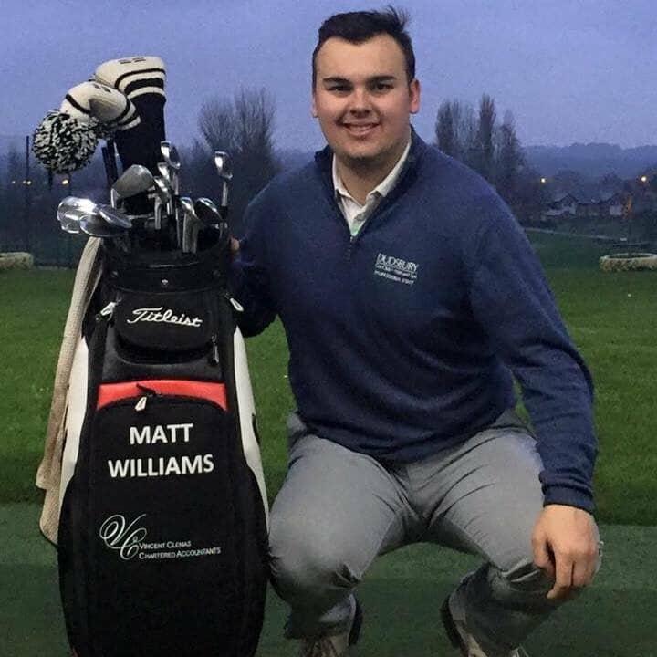 One day with…Matt Williams