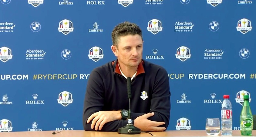Justin Rose in control at Turkish Airlines Open