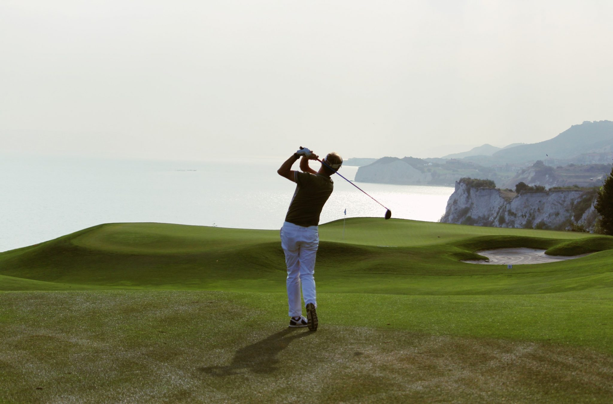 Thracian Cliffs views