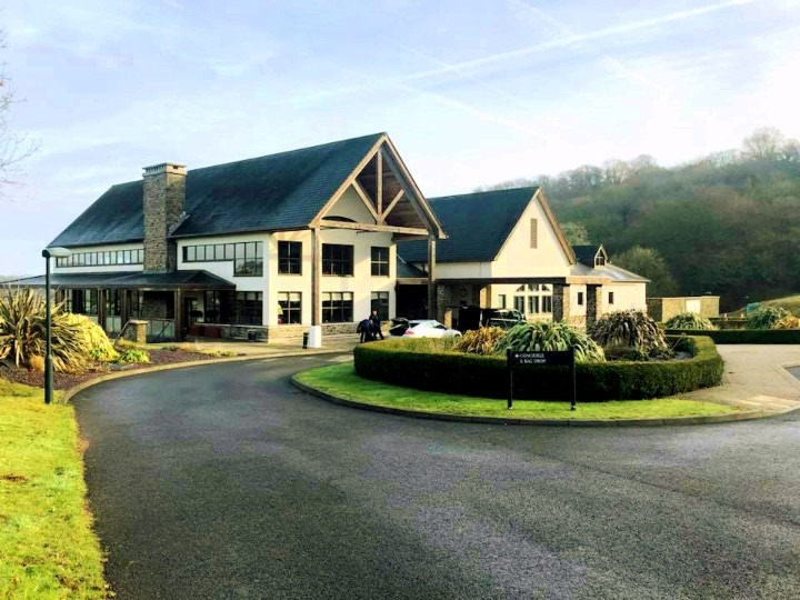 Celtic Manor Resort the home of Ryder Cup 2010