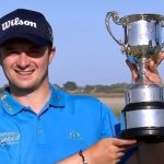 David Law won ISPS Handa Vic Open