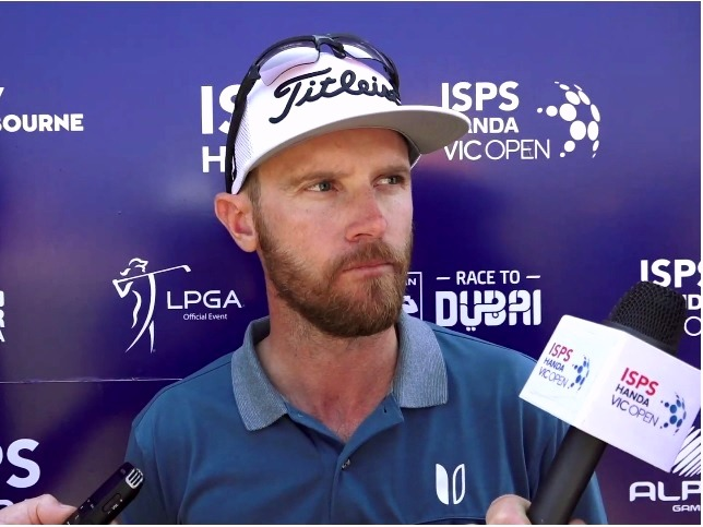 Nick Flanagan golf