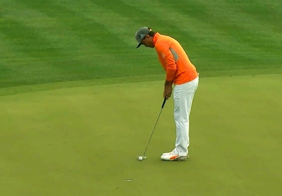 Rickie Fowler Waste Management Phoenix