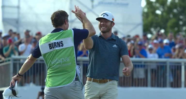 Сам Бърнс с първа победа от PGA тура